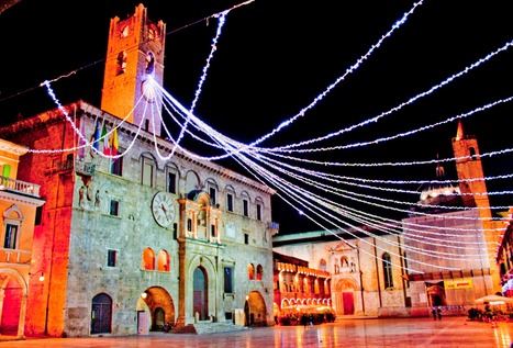 Ascoli Piceno among the Top 10 Italy's hidden gems   Le Marche another Italy   Scoop.it