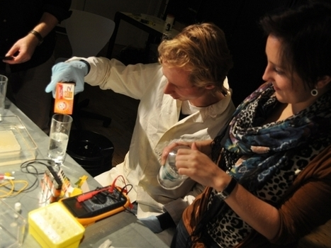Nederlands' eerste Open Wetlab geopend - Waag Society | Innovation and the knowledge economy | Scoop.it