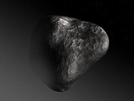 First detection of water from 67P/C-G | Rosetta : des plans sur la comète ! | Scoop.it