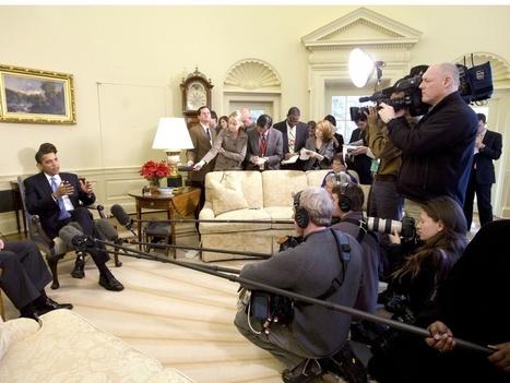 Les coulisses du press club de la Maison Blanche | DocPresseESJ | Scoop.it