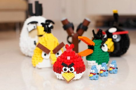 Lego Angry Birds   Angry Birds   Scoop.it