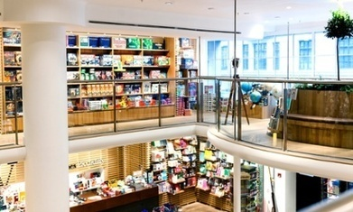 Night at the bookshop: Waterstones stages a sleepover after a tourist got trapped in the store | Teacher-Librarianship | Scoop.it