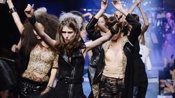 Paris Fashion Week spring/summer 2014: Jean Paul Gaultier review | Blog of the Dance | Scoop.it