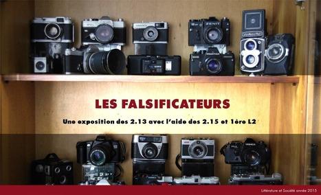 LES FALSIFICATEURS (saison 1) | Nouvelles du blog | Scoop.it
