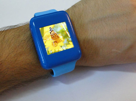 CulBox : Smartwatch for Arduino - Cool Wearable | FabLab - DIY - 3D printing- Maker | Scoop.it