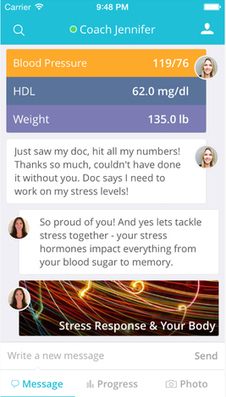 Vida raises $5 million for app-based health and wellness coaching | Women's Health and Wellness | Scoop.it