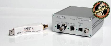 Interfaces USB M2Tech HiFace - Transformez votre PC en serveur High-End | M2Tech | Scoop.it