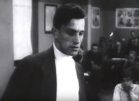 Watch Russian Futurist Vladimir Mayakovsky Star in His Only Surviving Film, The Lady and the Hooligan (1918) | Books, Photo, Video and Film | Scoop.it