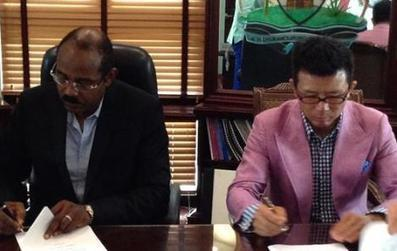 Antigua-Barbuda signs $2 billion investment deal | Caribbean News Now | caribbean Investment | Scoop.it
