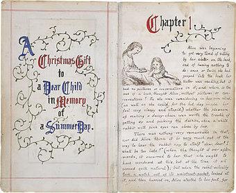 Clic France / La British Library met en ligne le manuscrit original, illustré et intégral d'Alice au Pays des Merveilles | Bibliothèque | Scoop.it