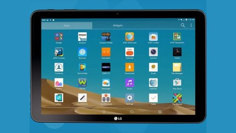 AT&T LG G Pad X 10.1 Gets Android Marshmallow Update - Prime Inspiration | Mobile | Scoop.it