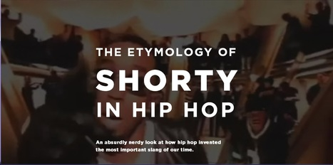 The Etymology of Shorty in Hip Hop | Commerce de la musique: bilan 2.0 | Scoop.it