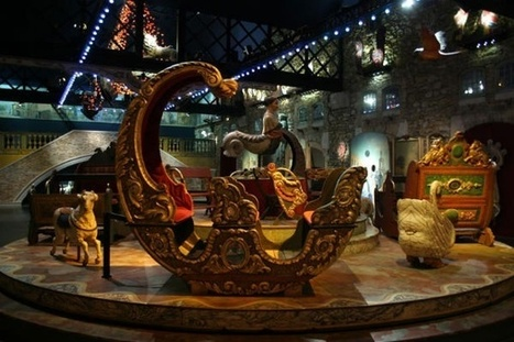 The World's Greatest Old-Time Funhouse Museum Is In Paris   French Eurotrip 2014   Scoop.it