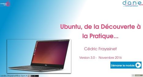 Ubuntu : de la découverte à la pratique | Time to Learn | Scoop.it