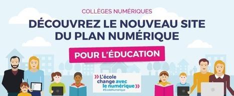 [École numérique] Discours de Najat Vallaud-Belkacem prononcé le 21 avril 2016 | Educnum | Scoop.it