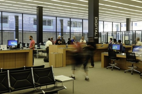 The Download: Digital Commons, the library of the future? - Washington Post | Libraries & Archives 101 | Scoop.it