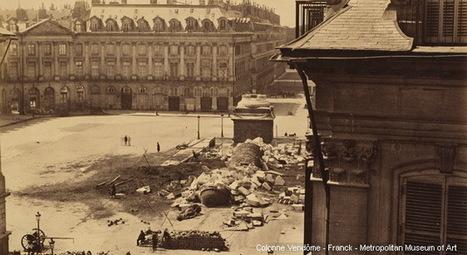 France Terres d'Histoire magazine | 18 mars 1871 : paris s'embrase ! La Commune commence... | E- Presse | Scoop.it