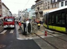 Carte: où et comment la France retombe amoureuse du tram - Rue89   La Ville en mutation   Scoop.it