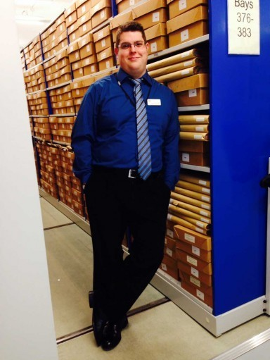 Gary Brannan: A day in the life of an Archivist | The Information Professional | Scoop.it