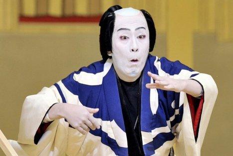 Kanzaburo Nakamura, grand acteur du kabuki, mort à 57 ans | Merveilles - Marvels | Scoop.it