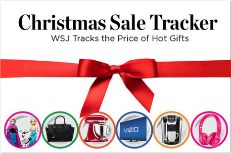 Wal-Mart and Target Take Fight to Amazon for Holiday Sales | Face lift for GAP DC | Scoop.it