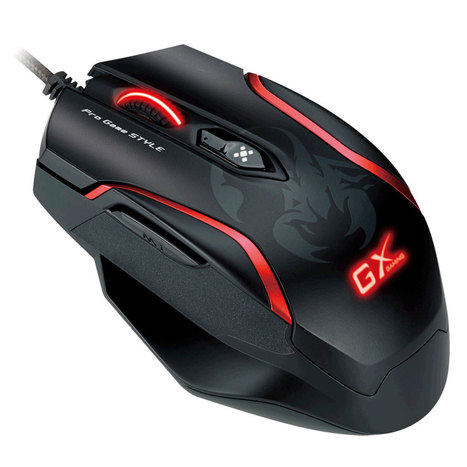 Genius GX-Gaming Maurus X – Mouse | High-Tech news | Scoop.it