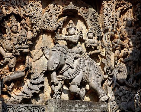 Poetry for eyes: Belur & Halebidu - Living for ever | Incredible Karnataka | Scoop.it
