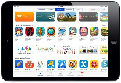 Creating an Ideal iPad App that Teachers Will Want - teachingwithipad.org | Technology in Education | Scoop.it