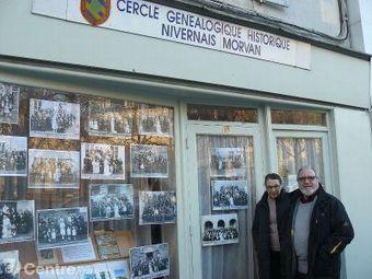 Cercle généalogique et historique Nivernais Morvan | GenealoNet | Scoop.it