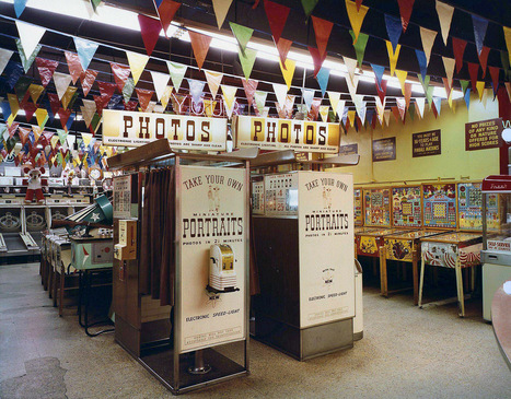 What arcades looked like before video games | Screen Harmony | Scoop.it