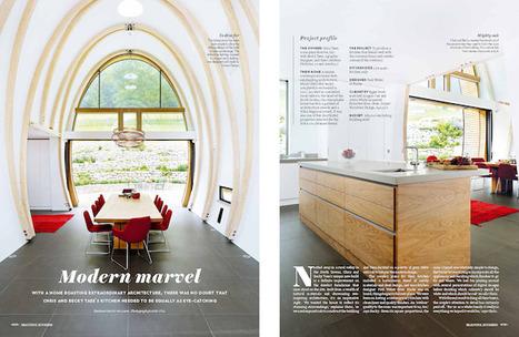 Beautiful Kitchens Magazine - Downley House | Kuche Design | Scoop.it