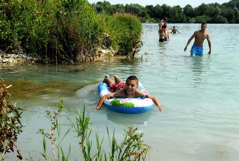 Se baigner dans un lac ou dans la Deûle (62) : verre, rats, pollution, attention danger | Toxique, soyons vigilant ! | Scoop.it