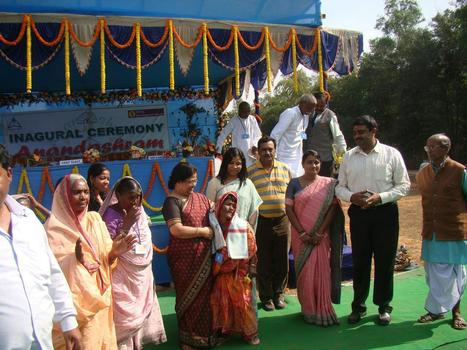 Anandashram and Thriveni team up for Welfare of the Poor | B Prabhakaran | Scoop.it