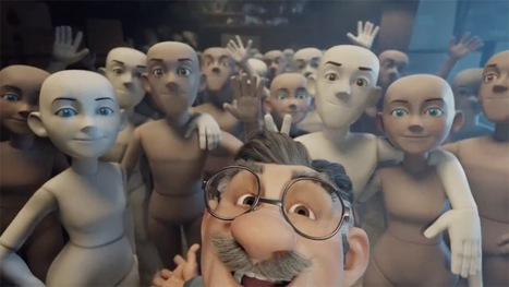 'Justino': heartwarming Spanish Christmas ad goes viral | Digital Media Technology ePortfolios | Scoop.it