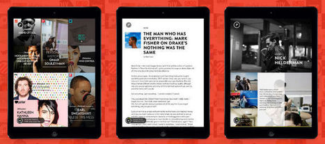Shuffler.fm's Pause Magazine iPad app is like a Flipboard for music | Radio 2.0 (En & Fr) | Scoop.it