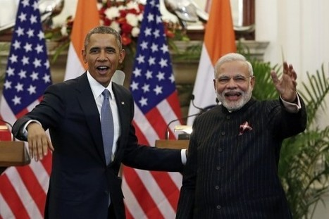 PM Modi demonstrates India's stewardship at green talks   Oven Fresh   Scoop.it