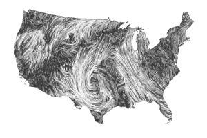 Wind Map   CEREGeo - Geomática   Scoop.it