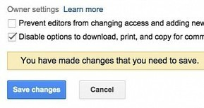 How to Prevent Users from Downloading, Printing, or Copying Your Google Drive Files | Using Google Drive in the classroom | Scoop.it