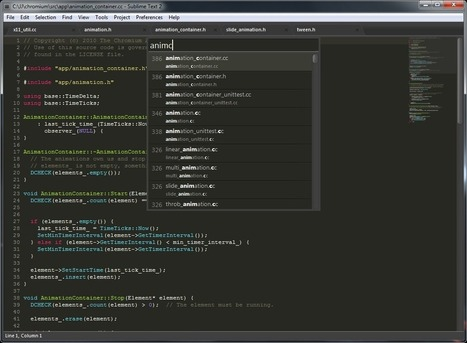 Why Sublime Text Stands Out from the Rest | Ceffectz offers creative web design and development services at an affordable price. Visit our website to request a quote today | Scoop.it