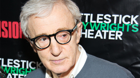 Sony Classics Buys Woody Allen's 'Irrational Man' for North America | Film adhésif | Scoop.it