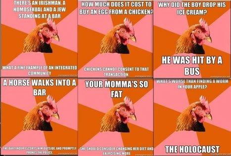 Anti Joke Chicken Comp | Humour | Scoop.it