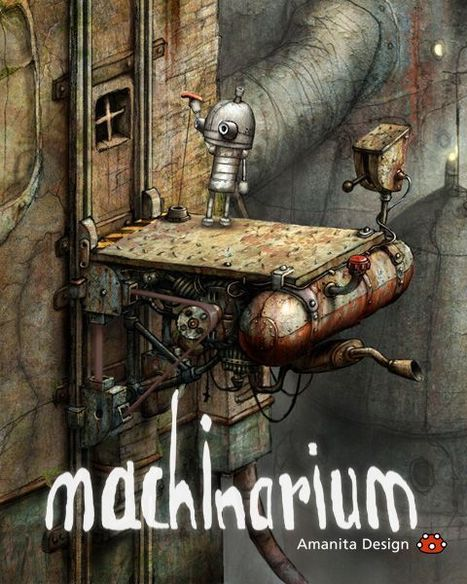 Air on iOS vindicated by Machinarium | dispatchEvent() Blog™ | Everything about Flash | Scoop.it