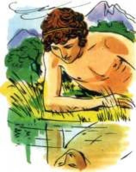 Narcisse (Mythologie Grecque) | Histoire du Monde | Scoop.it