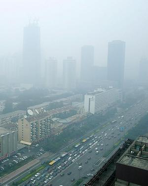 China pollution wafting across Pacific to blanket U.S. | The Glory of the Garden | Scoop.it