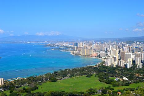 Climbing to the top of Diamond Head in Honolulu - Suitcase Stories   Luxury Travel   Scoop.it