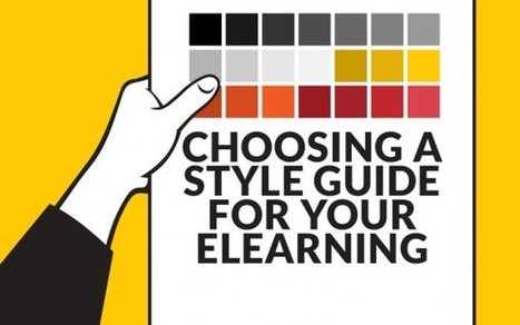 Choosing a Style Guide for Your eLearning - eLearning Brothers | Personal [e-]Learning Environments | Scoop.it