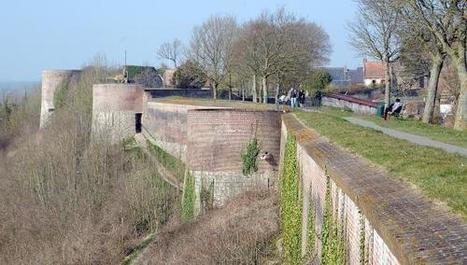 Les remparts de Montreuil-sur-mer restaurés par un chantier école | L'observateur du patrimoine | Scoop.it