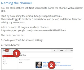 Connect Google account to YouTube - Plus Your Business | YouTube Tips and Tutorials | Scoop.it