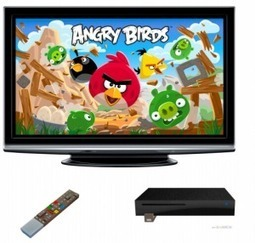 Les Angry Birds migrent vers la Freebox Révolution | Gizmodo | Angry Birds | Scoop.it