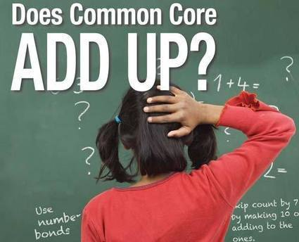 Does Common Core add up? - State Journal | Common Core Insider | Scoop.it